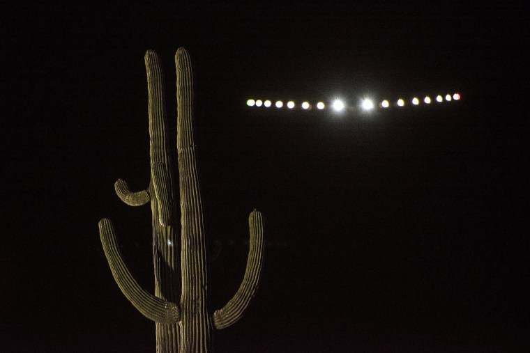 Image: Solar Impulse takeoff from Phoenix Goodyear, Arizona, United States of America
