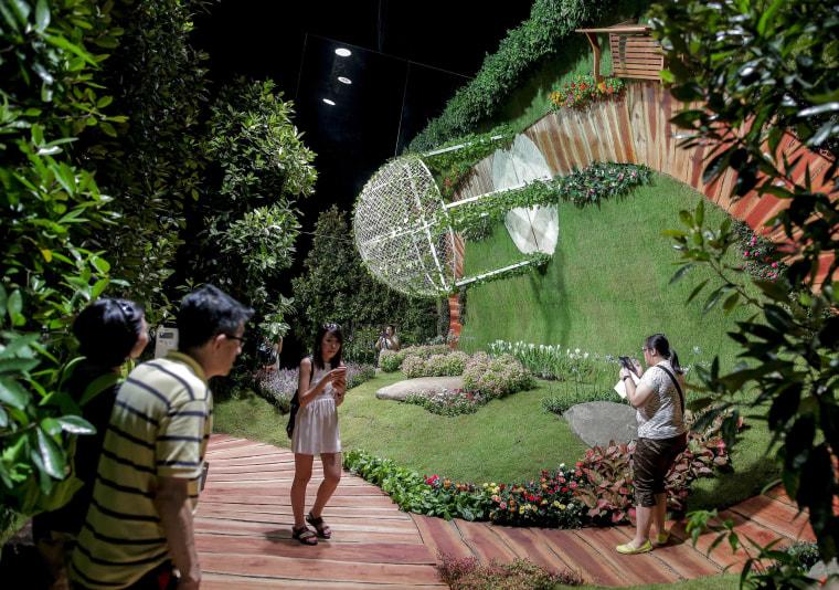 Image: Singapore Garden Festival 2016
