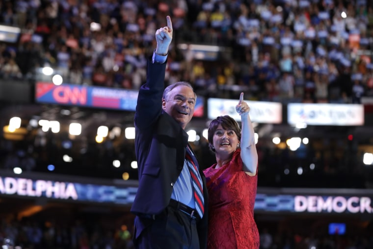 Image: Democratic National Convention: Day Three