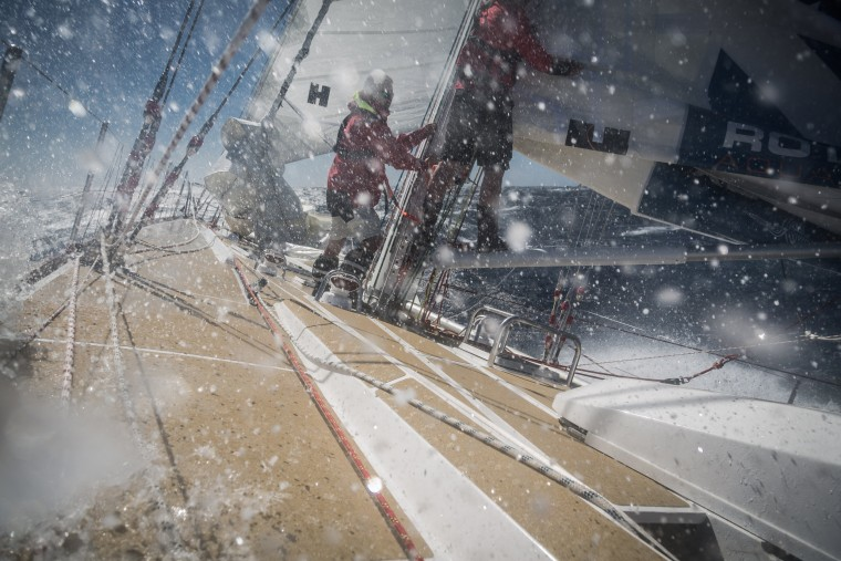 Image: Clipper Race