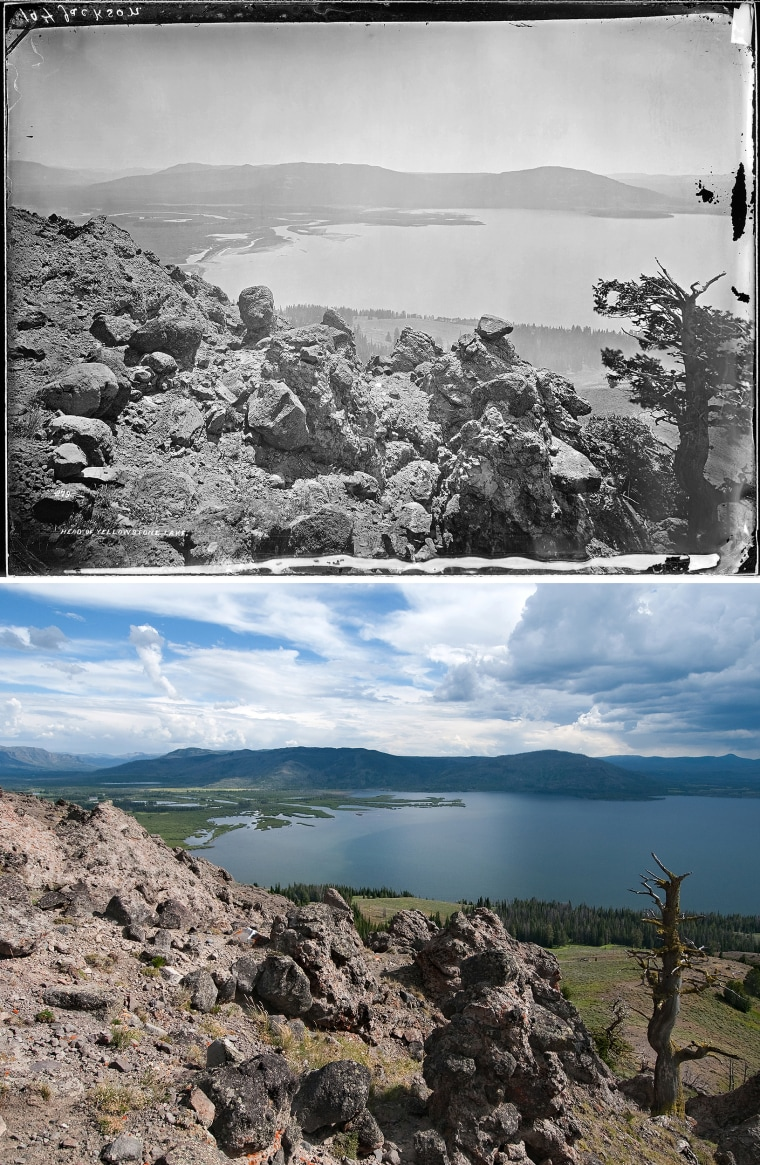 Image: Yellowstone Lake