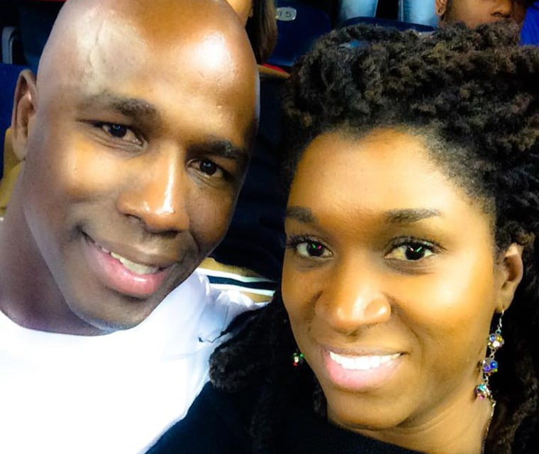 Antonio and Dawn Armstrong