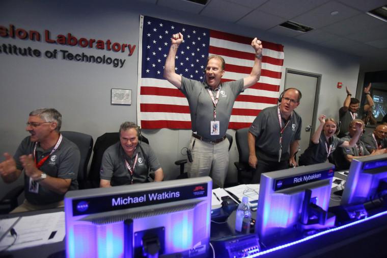 Image: TOPSHOT-US-SPACE-NASA-JUPITER
