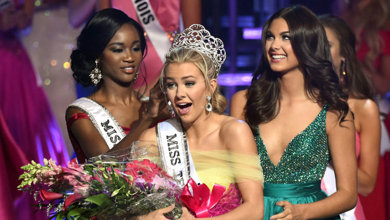 2016 Miss Teen USA Winner Karlie Hay is under fire for racial slurs she used in past Twitter comments