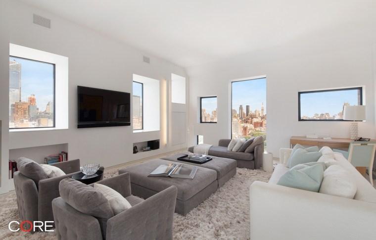 Kelsey Grammer's New York City apartment