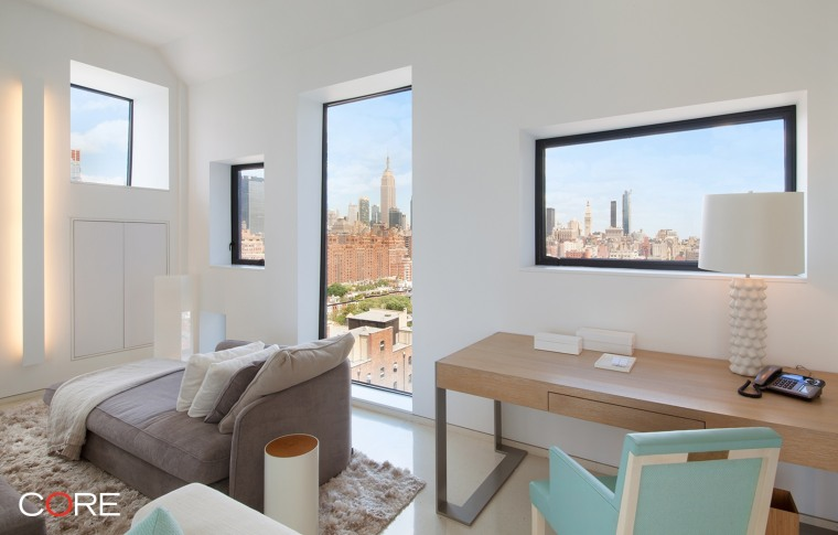 Kelsey Grammer's NYC apartment