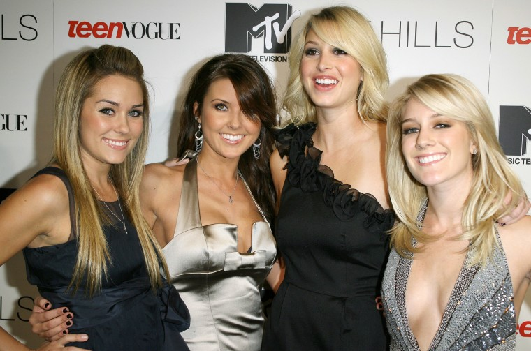 "Launch Party to Celebrate the Second Season of the MTV Series ""The Hills"""