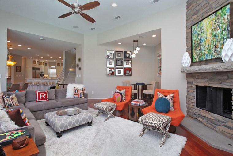 Tony Romo's Dallas home