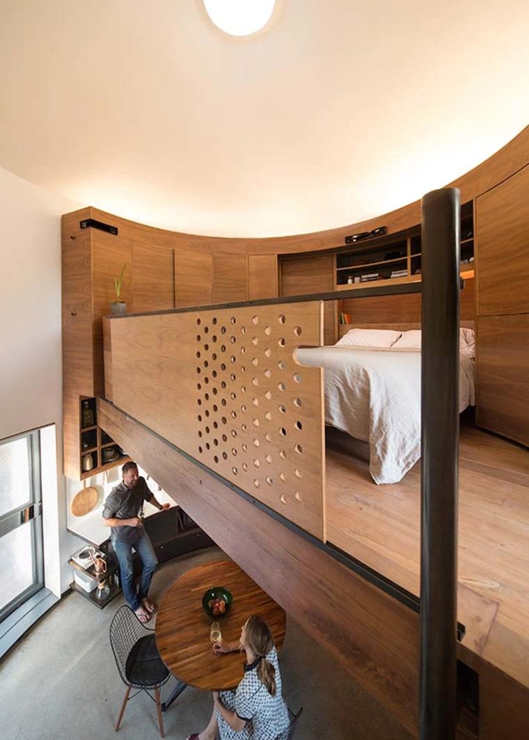 Pretty Bedroom Bin