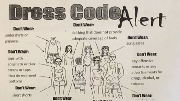 Freeburg, Illinois school dress code causes controversy