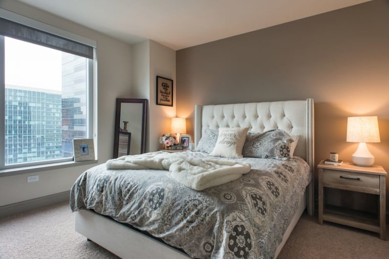 Nastia Liukin bedroom