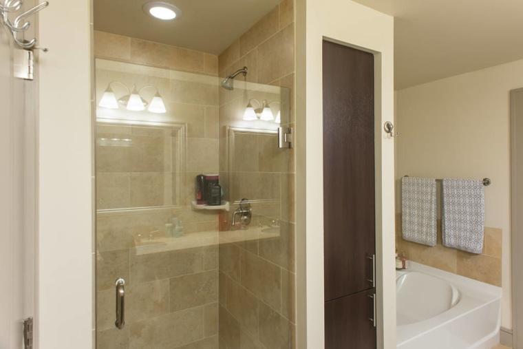 Nastia Liukin bathroom