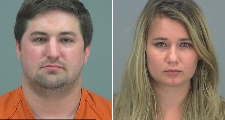 Brent and Brianna Daley, Arizona parents who abandoned their 2-year-old son to play Pokemon Go.