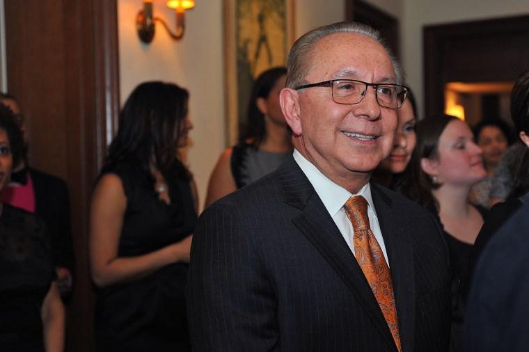 Mickey Ibarra at Voto Latino's 10th Anniversary Celebration