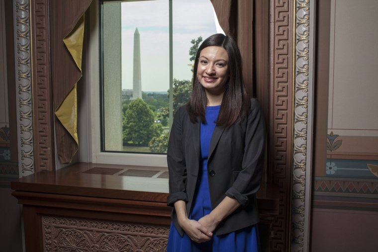 Young Latinos of the Obama White House . Leah Katz Hernandez.