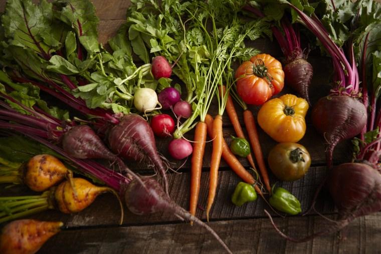 Vegetable revolution.