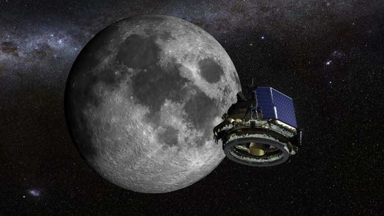 Billionaire Entrepreneur to Send World's First Private Landing Craft to the Moon