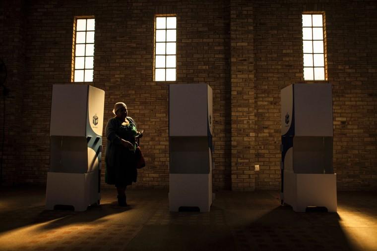 Image: TOPSHOT-SAFRICA-VOTE