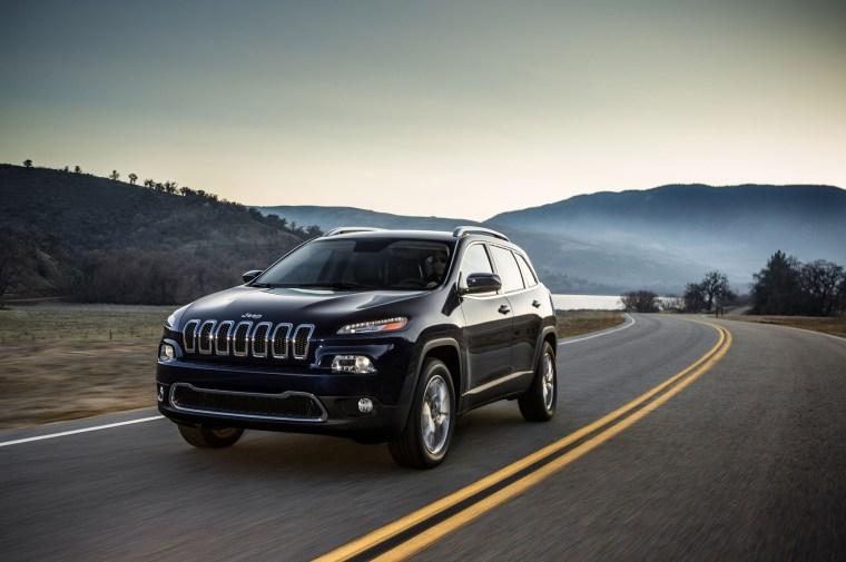 Image: 2014 Jeep Cherokee Limited