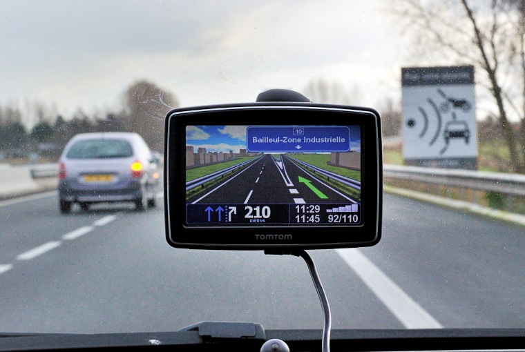IMAGE: GPS receiver