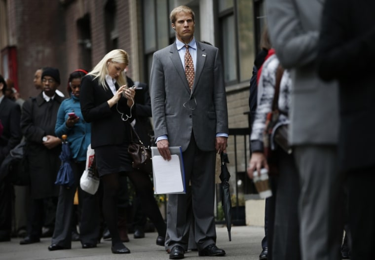 So Long, Middle Class: Middle-Income Jobs Are Disappearing the Fastest