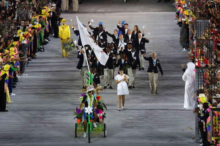 Image: Opening Ceremony Rio 2016 Olympic Games