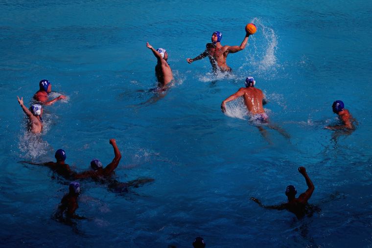 Image: Water Polo - Olympics: Day 1