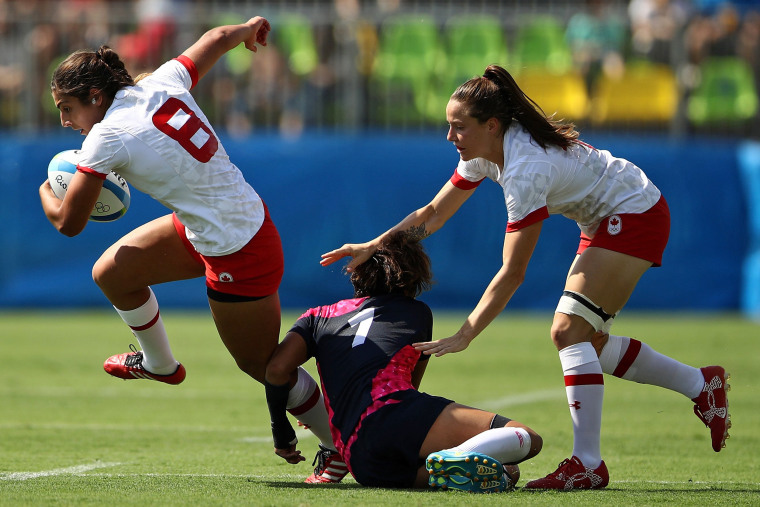 Image: Rugby - Olympics: Day 1