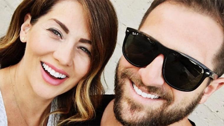 Former Bachelorette, Jillian Harris, and longtime partner Justin Pasutto