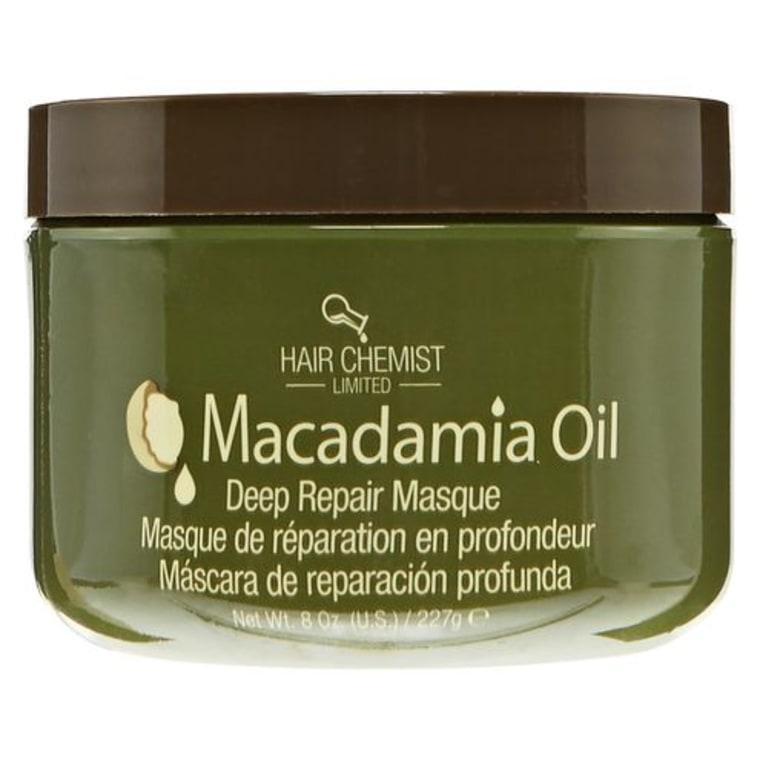 Macadamia Oil Mask