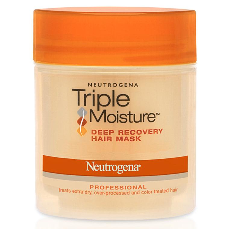 Neutrogena triple moisture hair mask