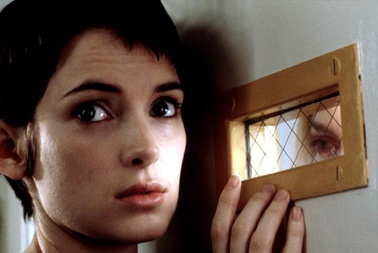 GIRL INTERRUPTED, Winona Ryder