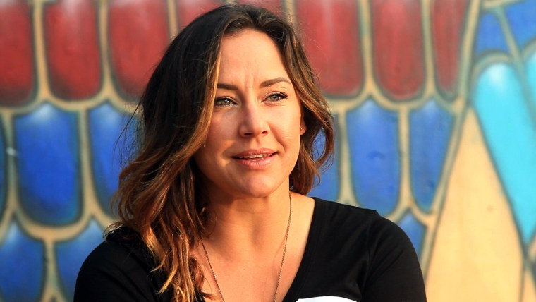 Alana Nichols is one of the top Paralympic athletes in the world