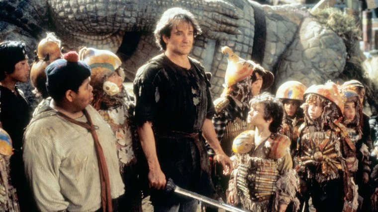 Hook,  Robin Williams,  The Lost Boys (Characters)