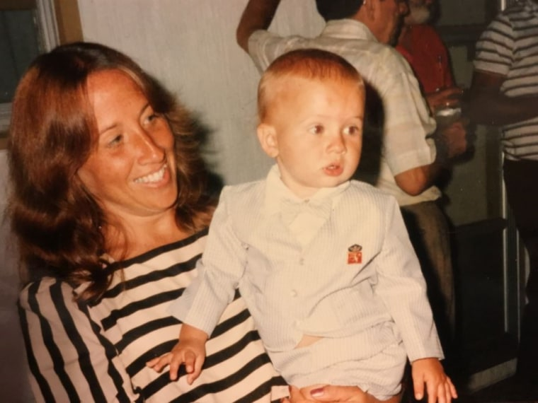 Ryan Lochte's mom Ileana shares an adorable throwback pic of her and Ryan