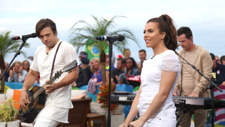 The Band Perry in Rio