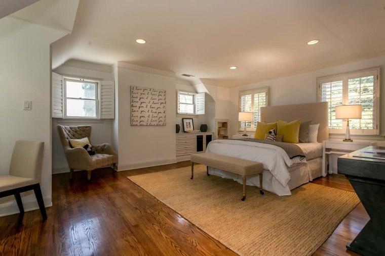 Groucho Marx's bedroom