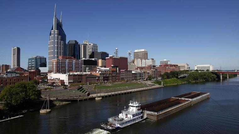 Downtown Nashville, Tenn.