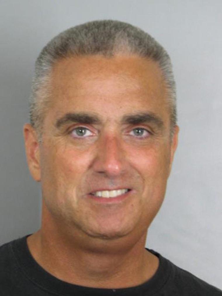 """Richard """"Scott"""" Silverthorne, mayor of Fairfax, Virginia."""