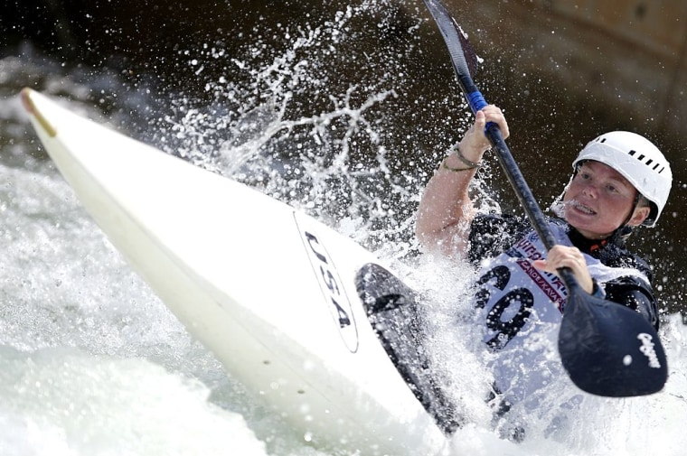 U.S. Olympic Team Trails- Canoe/Kayak- Slalom Day 2