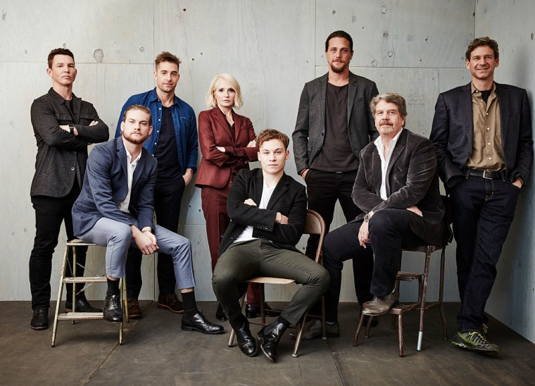 Cast and Executive Producers of TNT's 'Animal Kingdom'