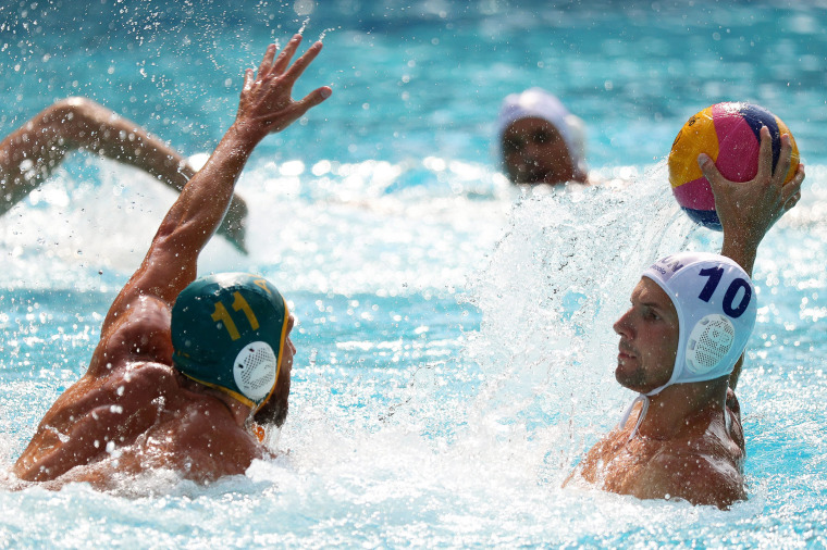 Image: Olympic Games 2016 Water Polo