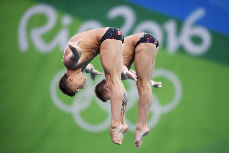 Image: Diving - Olympics: Day 3