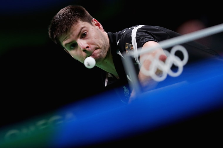 Image: Table Tennis - Olympics: Day 3