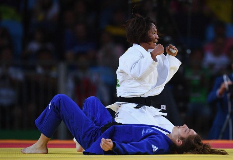 Image: Judo - Olympics: Day 3