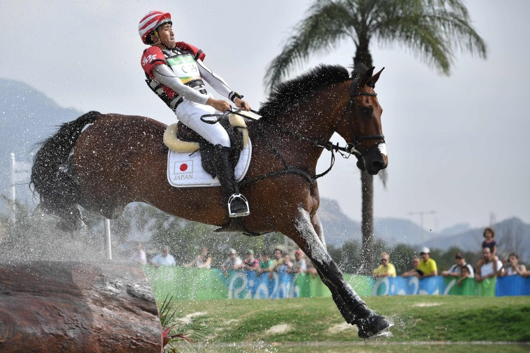 Image: EQUESTRIAN-OLY-2016-RIO