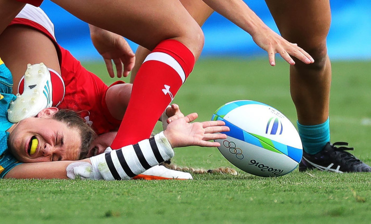 Image: Olympic Games 2016 Rugby Sevens