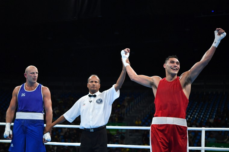 Image: BOXING-OLY-2016-RIO
