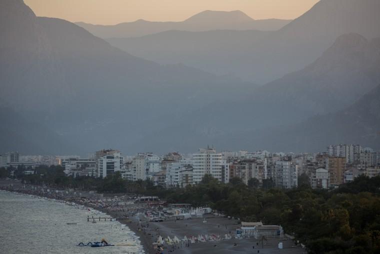 Image: Turkish beach
