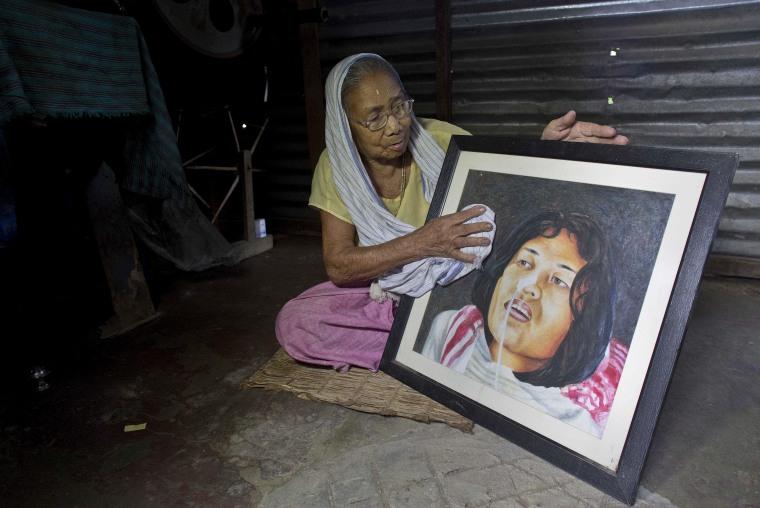 Image: Irom Sakhi Devi